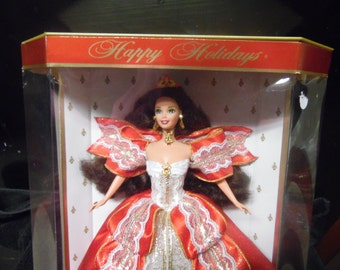 1997 Barbie Doll with Presentation Box Special Edition New in box Red dress