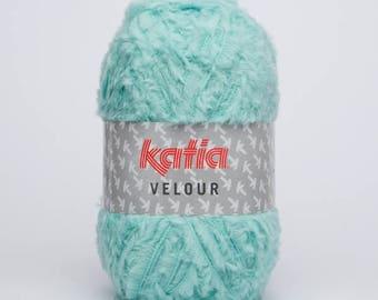 Ball of Katia 62 Velvet
