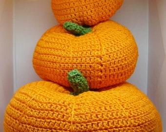 Crochet Pumpkin