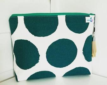 Zipper clutch / pouch / bag