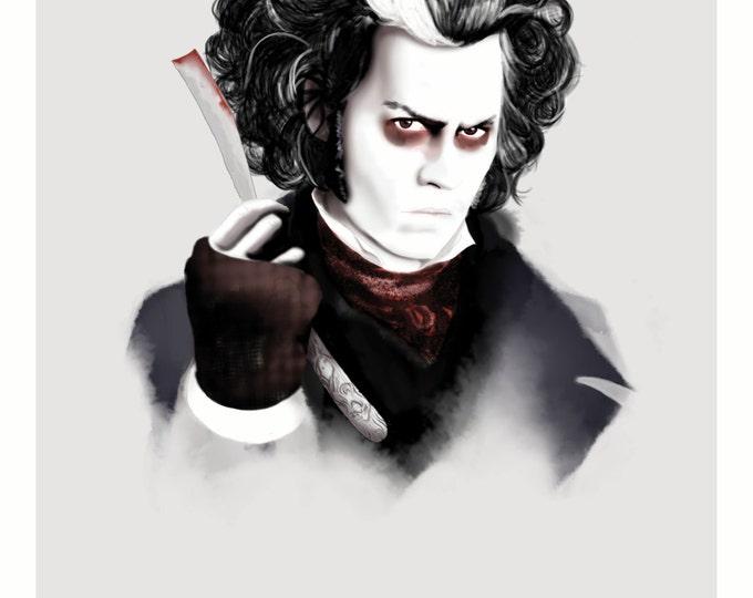 Sweeney Todd - Johnny Depp