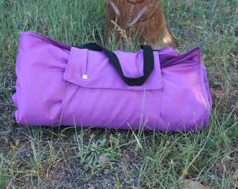 Picnic Blanket with Carrier