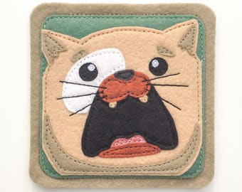 Chuck the soft, comfortable, and huggable Cat for the home (1)