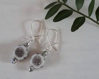 BO Nina chic grey and Silver 925