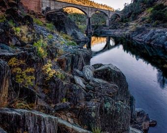 Eastern Shore, American river, No Hands Bridge....... Auburn, Ca