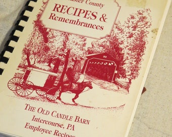 Lancaster County Recipes and Remembrances, Cookbook
