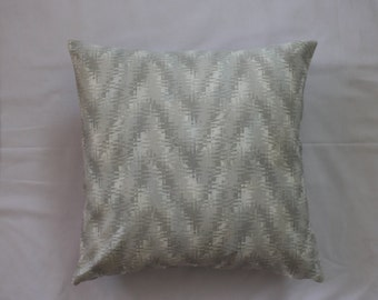 16 x 16 Rhodes French Grey Pillow Cover