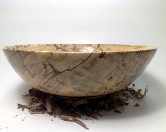 Spalted Maple Bowl #8