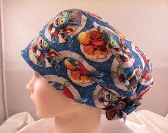 Women's Pixie Scrub Hat