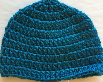 Handmade Knitted Hat-Baby Size