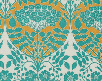 Botanique Leafy Damask Apricot  by Joel Dewberry for FreeSpirit