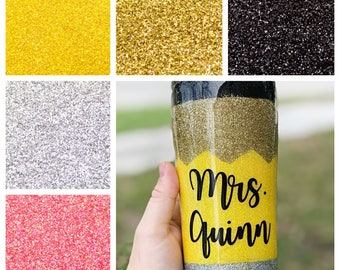 Pencil Themed Glitter Package