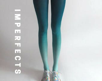 IMPERFECT, Mermaid Ombre Tights