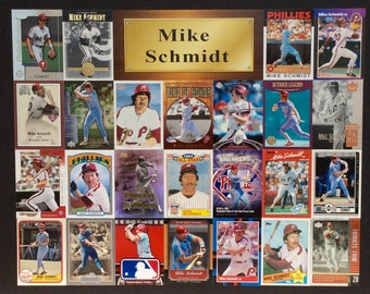 Two Philadelphia Phillies Sport Card Posters