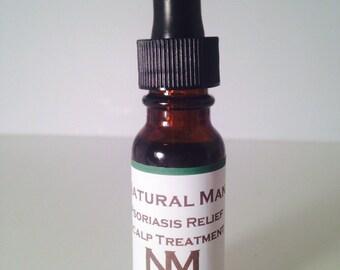 Scalp Relief Massage oil