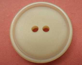 10 buttons white cream-white 23 mm (4494)