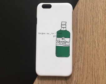Gin iPhone Case 6/5s/5