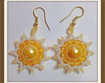 MWL Sun Burst Earrings