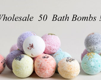 Wholesale Bath Bombs, Bulk Bath Bombs, 50 Bath bombs, Wholesale Bath Bomb, Bath Bomb Favors, Bulk Bath Bomb Favors, Bath Bomb, Bath Fizzies