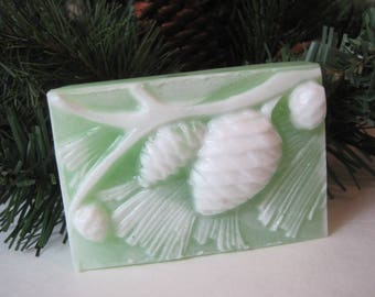 Soap. Pine Cones with fragrance of Forest Pine....a blend of pines, with a touch of Cedar.