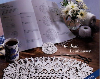 Learn To Do Symbol Crochet In Just One Day Book