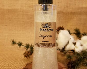 Sleigh Ride 8 oz. Hand Soap
