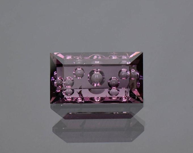 FLASH SALE! Beautiful Hand Carved Deep Grape Purple Tourmaline Gemstone 8.00 cts.