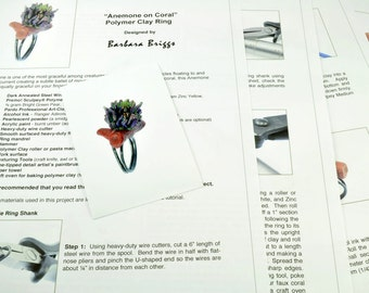 """Tutorial for the """"Anemone on Coral"""" Ring"""