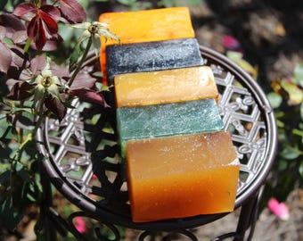 Glycerin soap bar  4.5 oz  Handcrafted