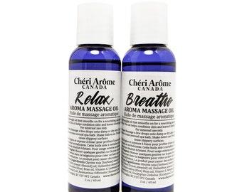 Aroma Massage oil Body oil Bath oil Body moisturizer essential oil
