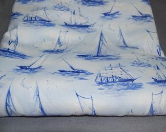Thomas' Nautical Nap Quilt