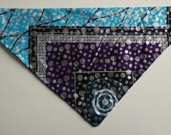 Silver lining bandana