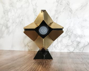 Destiny Ghost DIY Kit with Stand for Model | Sanded or Unsanded | Multiple Colors | Lightweight | Party Favor | Life Size Replica | Gift