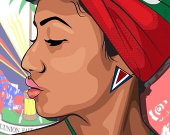 Haitian Queen