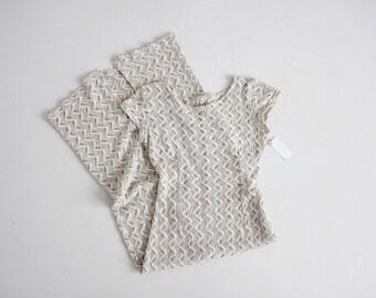 SALE   90s stretch lace dress   lace maxi dress   beige lace dress