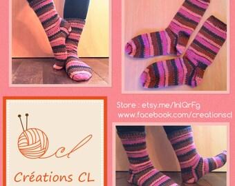 Striped socks / Striped socks
