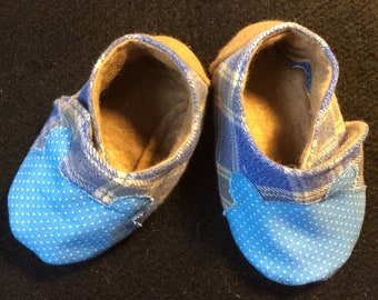 Baby shoes, baby, fabrics, cotton