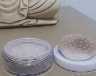 Natural Mineral Powder MakeUp Foundation