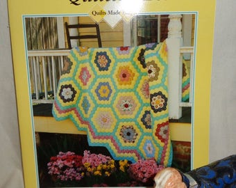 Grandma's Quilting Bee - Quilts Made Easy by Susan Cleveland - Free Shipping