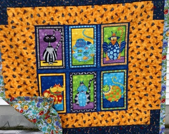 Baby/Toddler Quilt/Blanket
