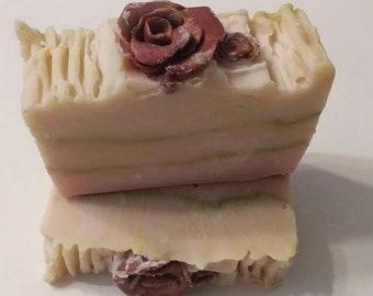 Pretty Pinks Soap