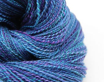 Handspun Yarn: Regeneration