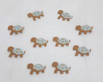 10 Handmade Cute Turtle Toppers