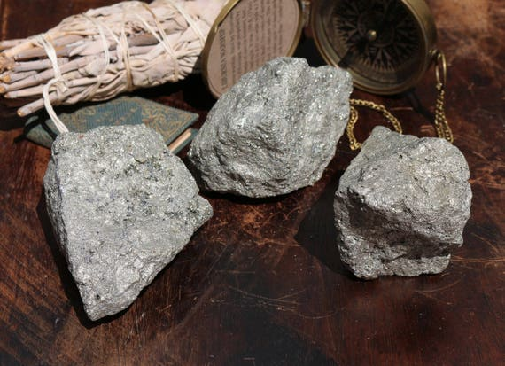 Large Raw Pyrite Chunk, Large Pyrite, Raw Pyrite, Large Fools Gold, Pyrite Healing Crystal, Raw Fools Gold, Reiki Stone