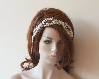 Wedding Hair Wreaths & Tiaras, Wedding Tiara, Bridal Headpiece,  Wedding Crown,  Bridal Hair Accessory, Wedding hair Accessory