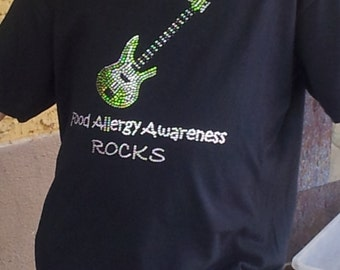 Food Allergy Awareness Rocks for Boys & Girls