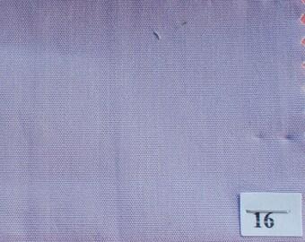 High quality cotton poplin, light lavender no16