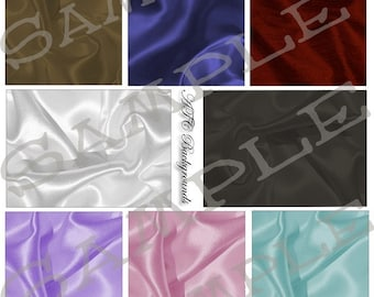 ATC Backgrounds Satin Backgrounds Collage Sheet 1sbc Instant Download Jpeg Sheet