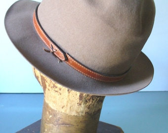 Vintage Fr. Tripler Custom Made Wool  Hat