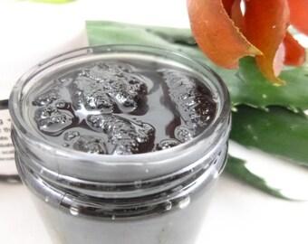 Scalp Exfoliating Stimulating Sugar Scrub, scalp scrub, sugar scrub, handmade scrub, healthy scalp scrub, best scalp scrub, scalp treatment